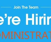 Opportunity for an Administrator