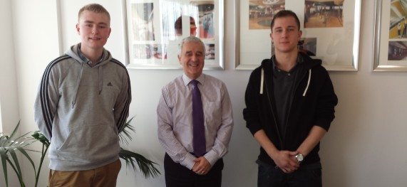 SIMPSON welcomes new Apprentices