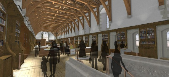 Durham Cathedral Phase 1B Monks Dormitory