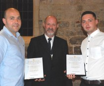 The York Guild Of Building Craftsmanship Awards 2014