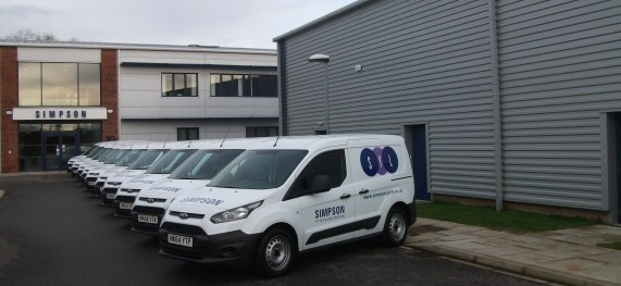 A New Addition To Our Fleet of Vans