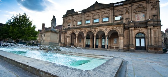 York Art Gallery Completion