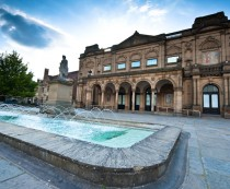 Hat trick of awards for York Art Gallery
