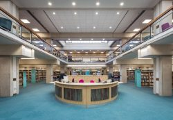 Westgate Oxford Library