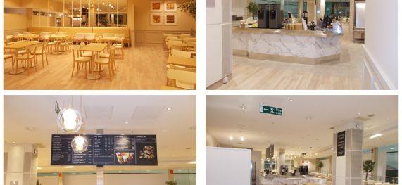Marks & Spencer Café – Derby Intu Centre