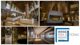 RIBA National Award for Durham Cathedral Open Treasures