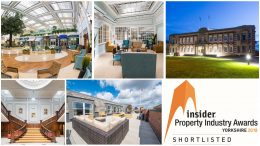 Shortlisted for Yorkshire Property Industry Awards 2018