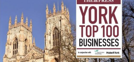 York Top 100 Businesses