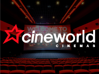 Successful appointment for first Cineworld project