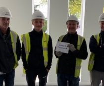 SIMPSON welcomes student for trade work experience