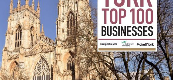 York Top 100 for the Third Year