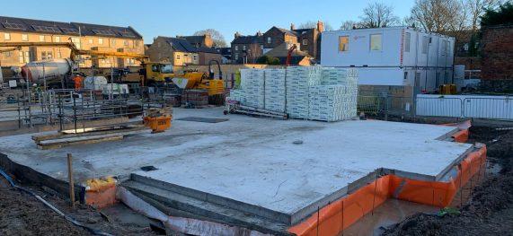 Progress at Springfield, Harrogate