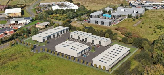 New Industrial Units in Redcar Given Go-Ahead for 2021